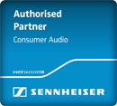 Authorised Premium Partner SENNHEISER